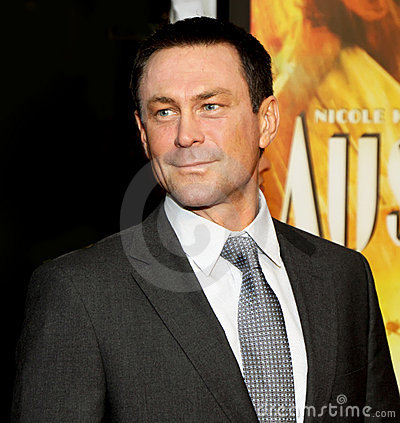 Grant Bowler Editorial Stock Image
