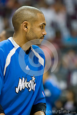 Grant Hill Of The Orlando Magic Editorial Stock Photo