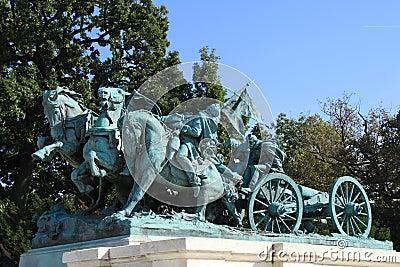 Grant Memorial at U.S. Capitol