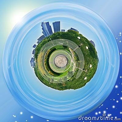 Grant Park Planet (Chicago)