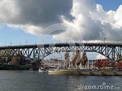 Granville Bridge Vancouver Canada