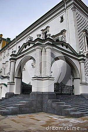 Granvitaya Palata in Kremlin