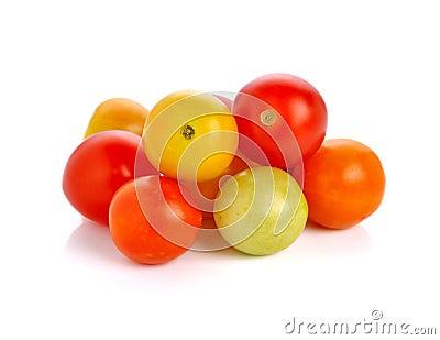 Grape Or Cherry Tomatoes Stock Photo - Image: 56583770