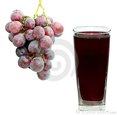 Grape juice and grape