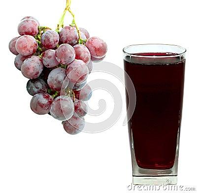Grape juice and grape