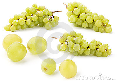 Grape, set of few full-size images