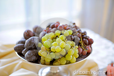 Grape in Vase