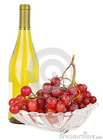 Grape and vine.
