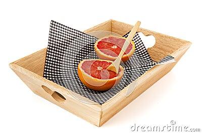 Grapefruit for diet