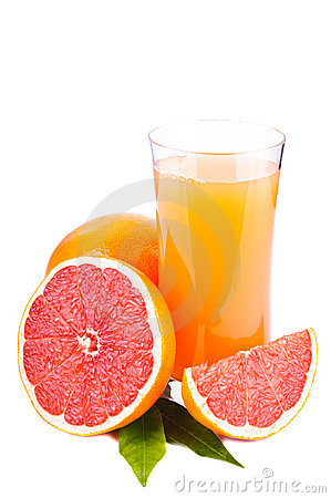 Free Grapefruit Juice Stock Image - 17652911