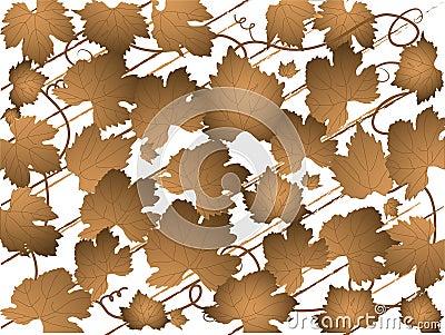 Grapevine pattern