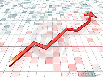 Graph arrow