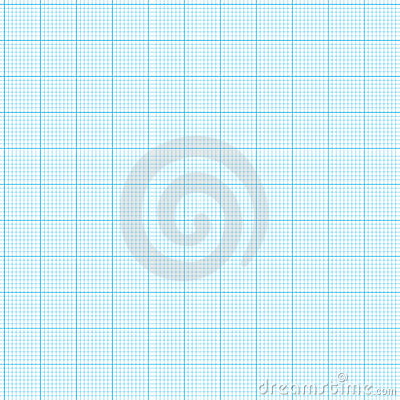 Printable Scaled Colored Graph Paper - Welcome