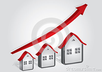 Graph of real Estate