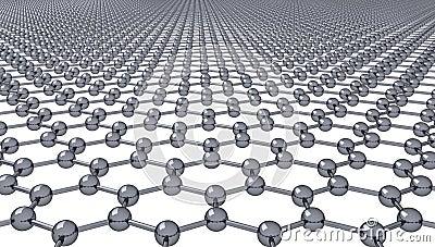 Graphene (Transparent Background)
