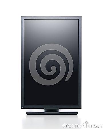 Graphic computer monitor