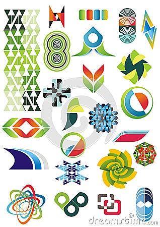 Graphic design elements vol1.