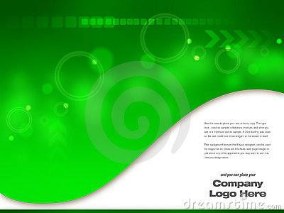 Beautiful Modern Graphic Design Template Royalty Free Stock Image ...