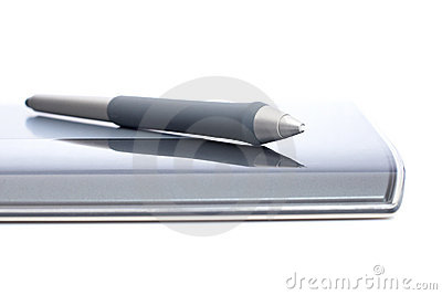 Graphic tablet and pen