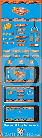 Graphical user interface for games 5