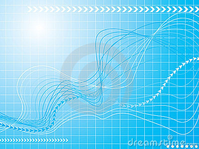 Graphical wave