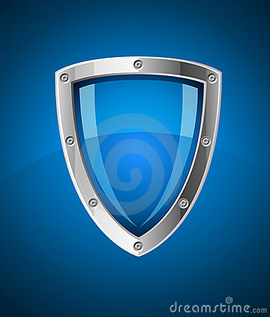 Graphisme de symbole d écran protecteur de garantie