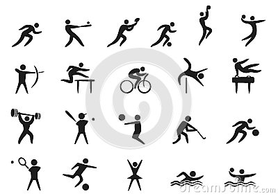 Graphismes de sport