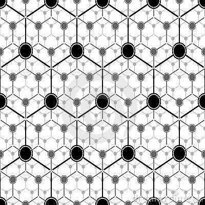 Graphite atom structure