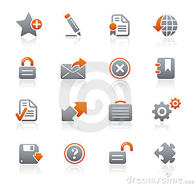 Free Graphite Icons // Web Site & Internet Stock Image - 11682591