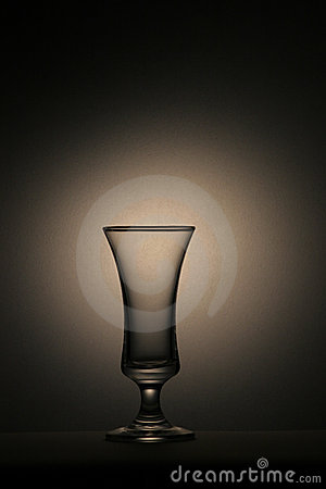 Free Grappa Glass Stock Photography - 323122
