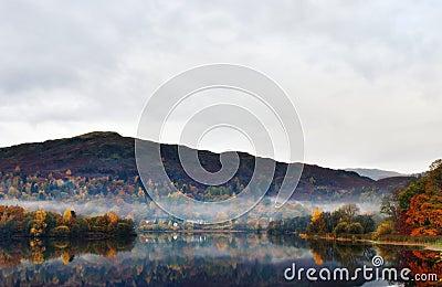 Grasmere in Autumn