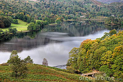 Grasmere in early Autumn