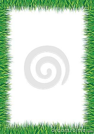 Free Grass Border Stock Photo - 15216650