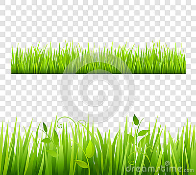 Free Grass Border Tileable Transparent Royalty Free Stock Photos - 58487198