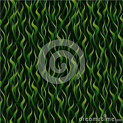 Grass seamless background
