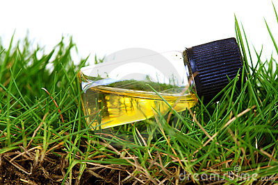 Grass and soil treatment