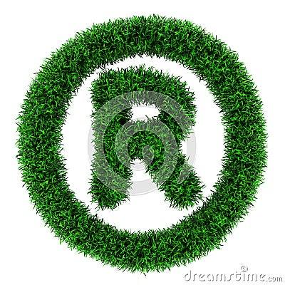 Grass trademark symbol