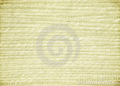 Grass weave cream  ribbed canvas background