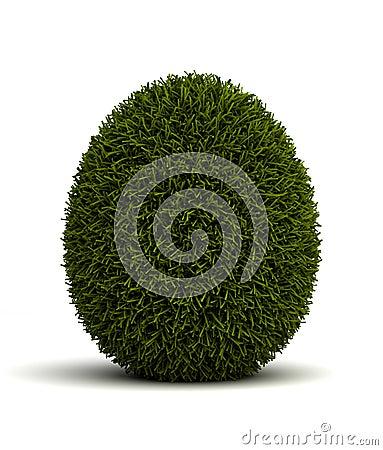 Grassed Egg