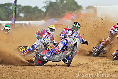 Grasstrack World Championship Editorial Stock Image
