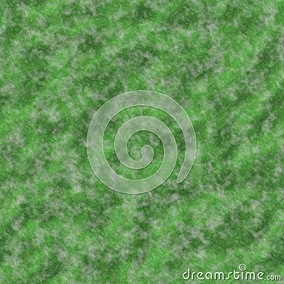 Grassy mud