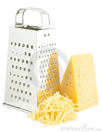 Free Grater And Cheese Royalty Free Stock Images - 16555899