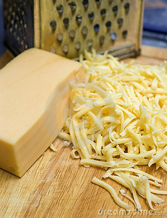 Free Grating Cheese Stock Photo - 4271670