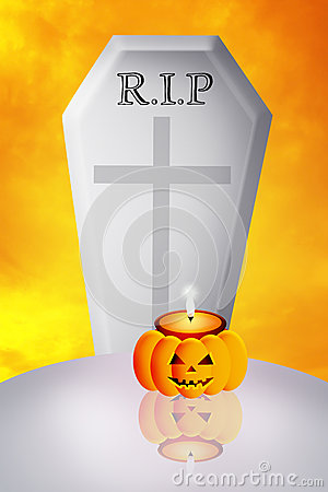 Grave of Halloween