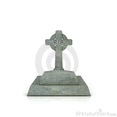 Gravestone Royalty Free Stock Photography - Image: 8333497