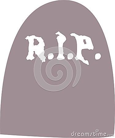 Gravestone - Rest in Peace