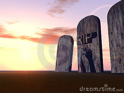 Graveyard Hand 17
