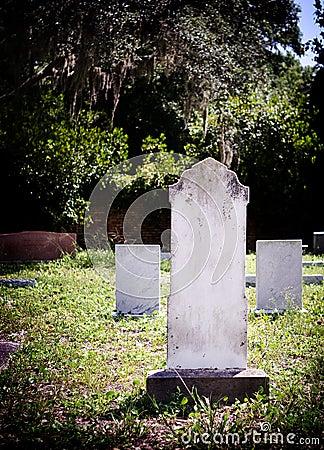 Graveyard Headstone Cemetery