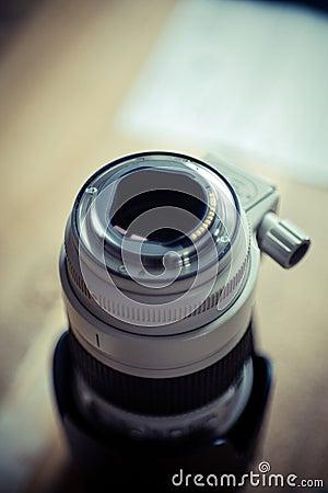 Gray And Black Camera Lens Free Public Domain Cc0 Image