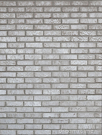 Free Gray Brick Wall Background Stock Photography - 13879032